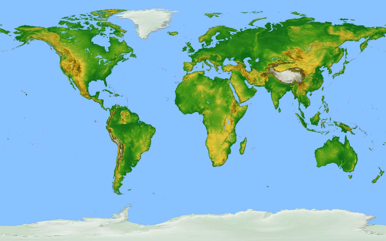 Karta Zemli-2