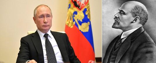 Путин и Ленин – близнецы-братья? или в чем виноват Ленин-4?